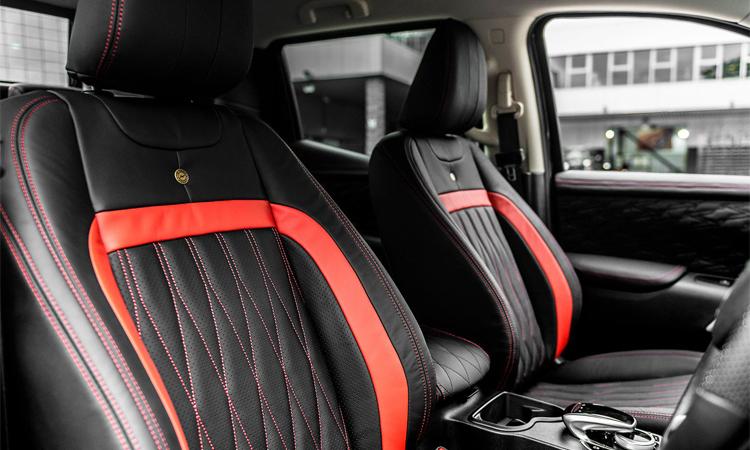 เบาะ Mercedes-Benz X-Clas