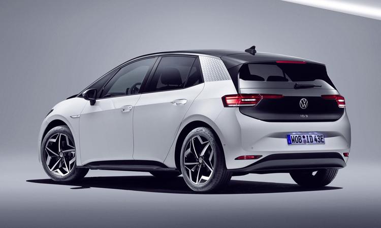 ดีไซน์ภายนอก All-new Volkswagen ID.3