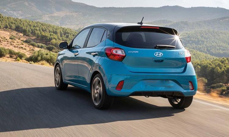 รอบคัน Hyundai i10 2020 hatchback