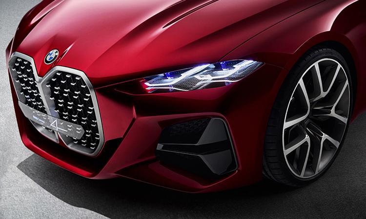 ดีไซน์ล้อ BMW Concept 4