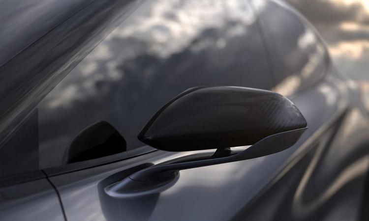 กระจกมองข้าง Cupra Tavascan Concept