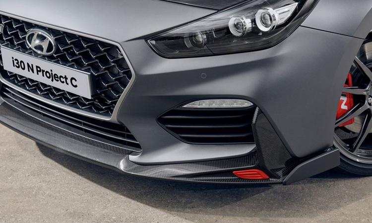 กระจังหน้า Hyundai i30 N Project C