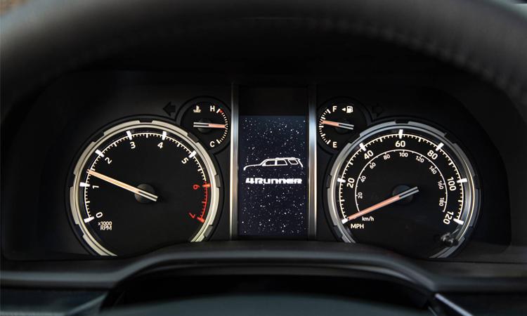 เรือนไมล์ Toyota 4Runner 2020