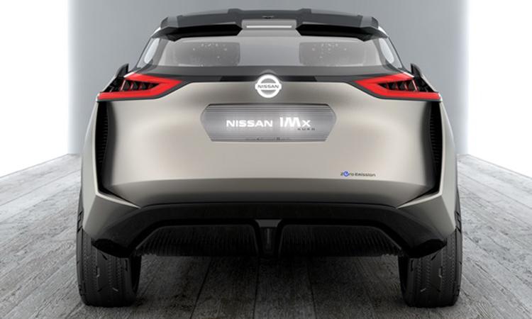 ภายนอก Nisan IMx KURO Concept Crossover EV
