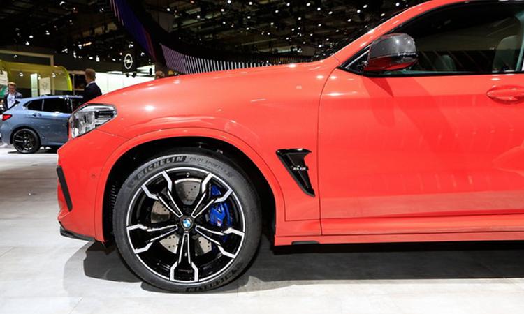 ดีไซน์ล้อแม็ก all-new BMW X4 M Model