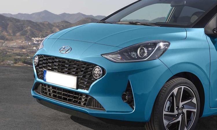 กระจังหน้า Hyundai i10 2020 hatchback