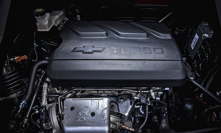 เครื่องยนต์ All NEW Chevrolet Captiva 1.5 TURBO