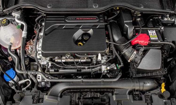 ขุมพลัง Ford Fiesta ST