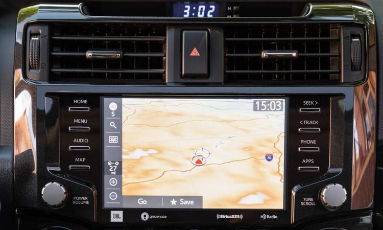 จอกลาง Toyota 4Runner 2020