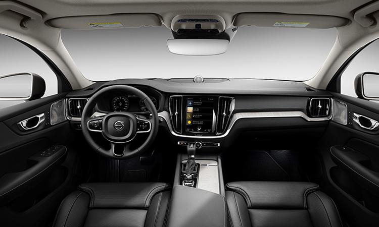 ภายใน All NEW Volvo V60