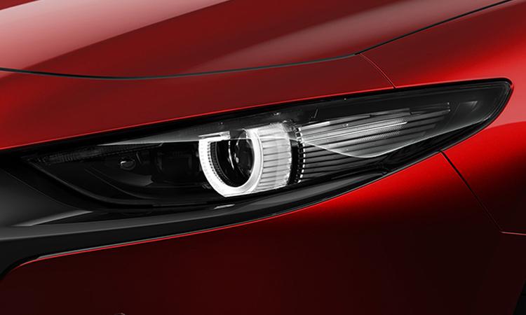 ดีไซน์ภายนอก All New Mazda 3