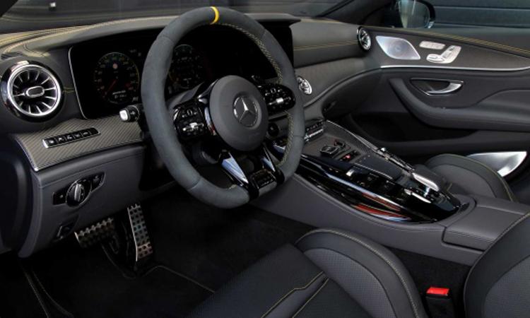 ภายใน Mercedes- Benz AMG GT 63 S ร