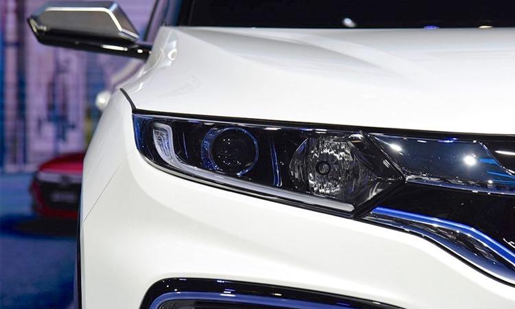 ดีไซน์ไฟหน้า Honda X-NV Sport EV
