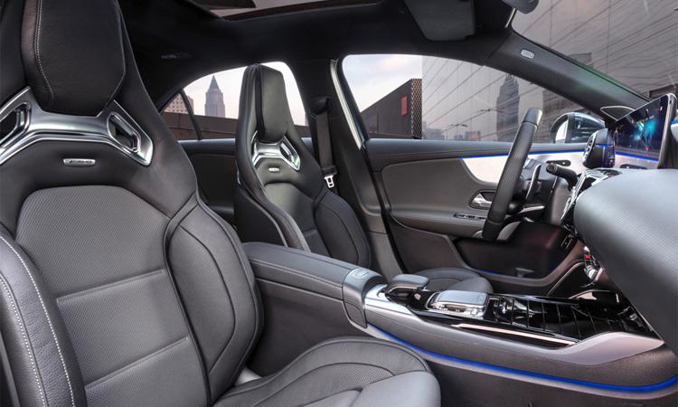 เบาะ Mercedes-AMG A35 Sedan
