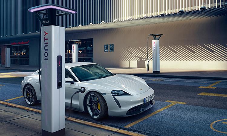 Porsche Taycan EV 2019