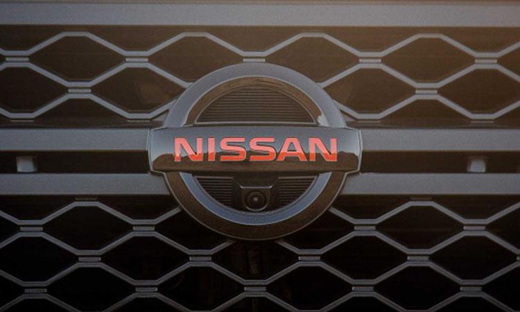 โลโก้ใหม่ Nissan Titan 2020