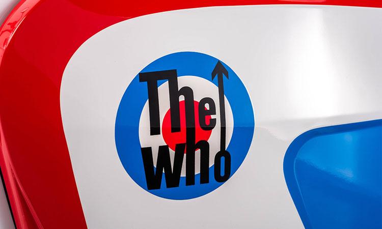 บังโคนฆน้า Scomadi TT125i และ TT200i The Who Limited Edition