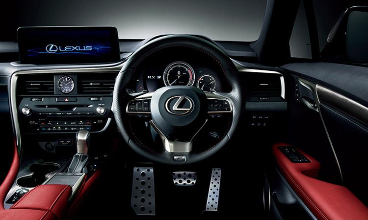 ภายใน Lexus RX Minorchange (RX300)