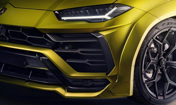 กระจังหน้า Lamborghini Urus
