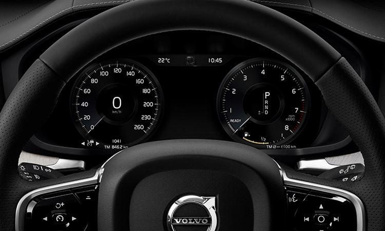 พวงมาลัย All NEW Volvo V60
