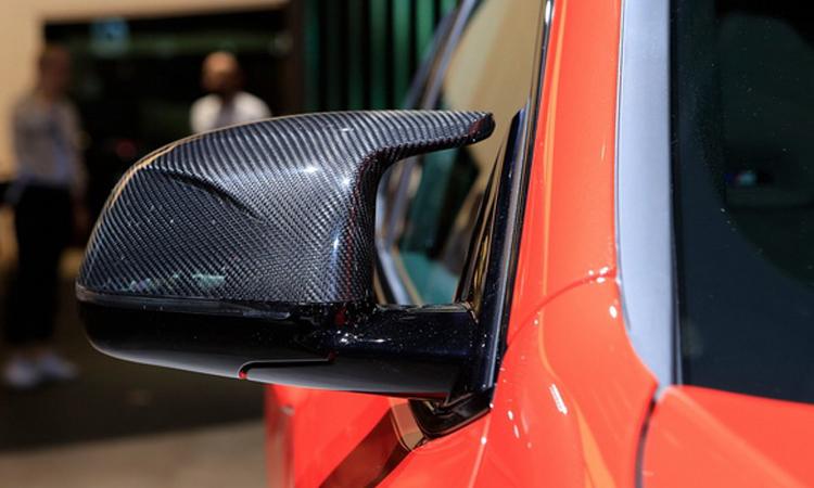กระจกมองข้าง all-new BMW X4 M Model