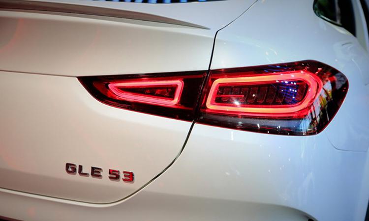 ดีไซนืไฟท้าย Mercedes Benz AMG GLE 53 Coupe
