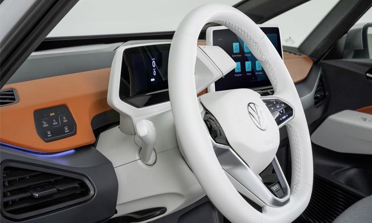 พวงมาลัย All-new Volkswagen ID.3