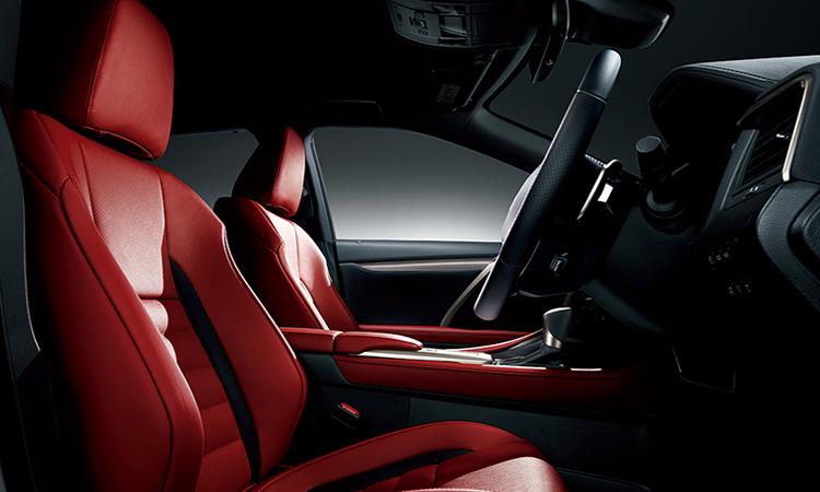 เบาะ Lexus RX Minorchange (RX300)