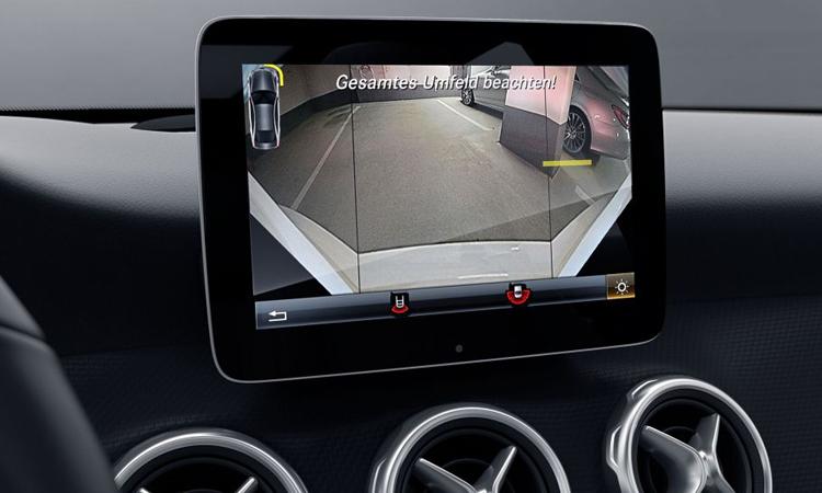 ระบบความปลอดภัย Mercedes-Benz GLA 200