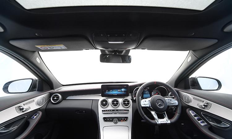 ดีไซน์ภายใน Mercedes-AMG C 43 4MATIC Sedan