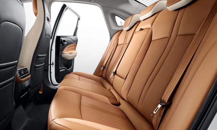 เบาะหลัง ดีไซน์ภายใน GAC-Toyota iA5 EV