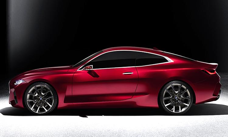 ดีไซน์ BMW Concept 4
