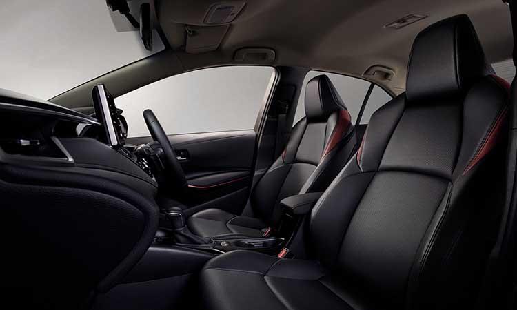 เบาะคู่หน้า Toyota Corolla Altis