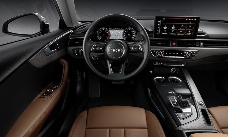 ภายใน Audi A5 Minorchange