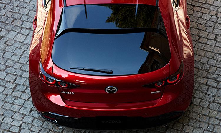 All New Mazda 3 ท้าย
