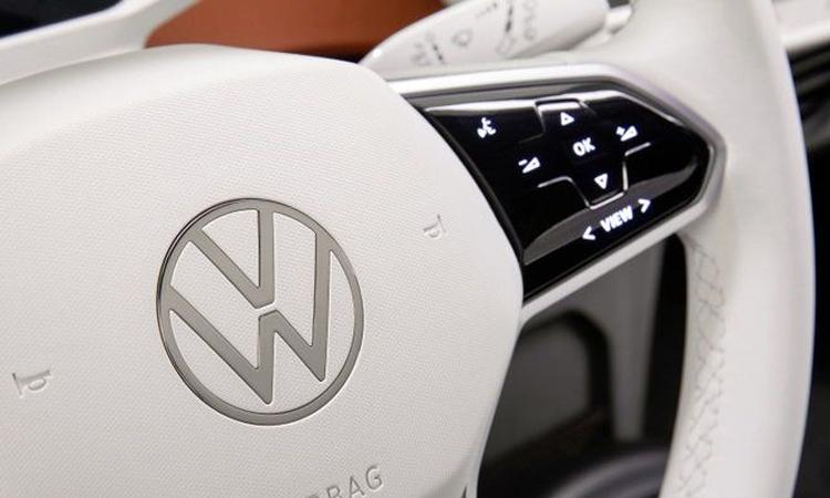 ปุ่มควบคุม All-new Volkswagen ID.3
