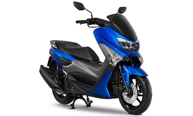 YAMAHA NMAX 155 สีน้ำเงิน