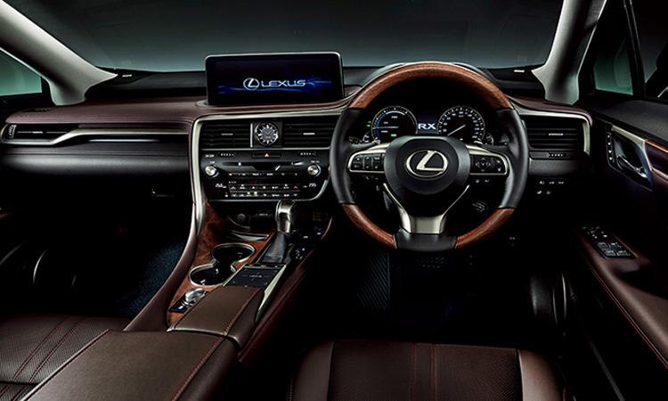 ดีไซน์ภายใน Lexus RX Minorchange (RX300)