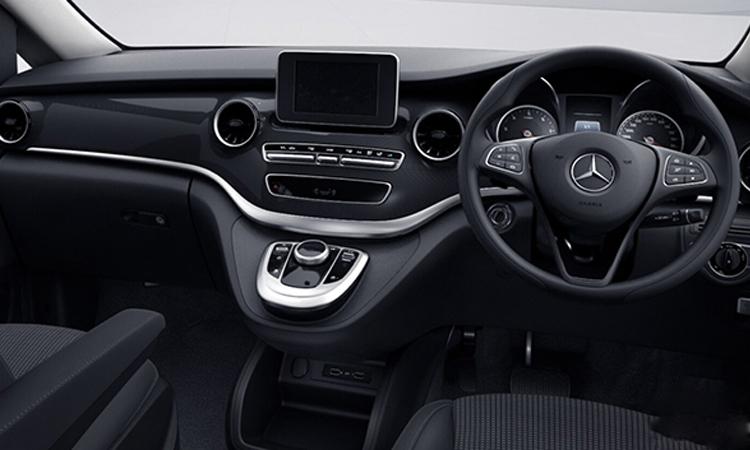 ภายใน Mercedes-Benz V-Class