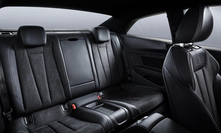 เบาะหลัง Audi A5 Minorchange