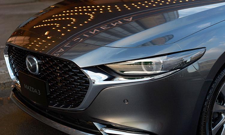 กระจังหน้า All New Mazda 3