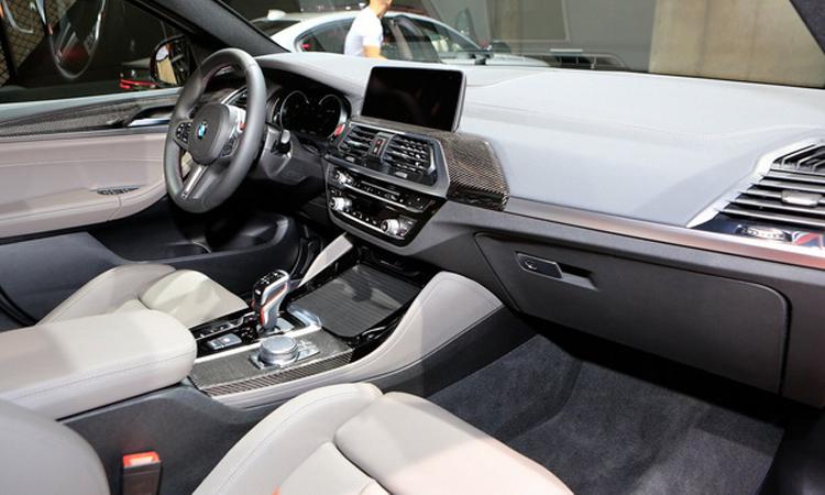 ดีไซน์ภายใน all-new BMW X4 M Model