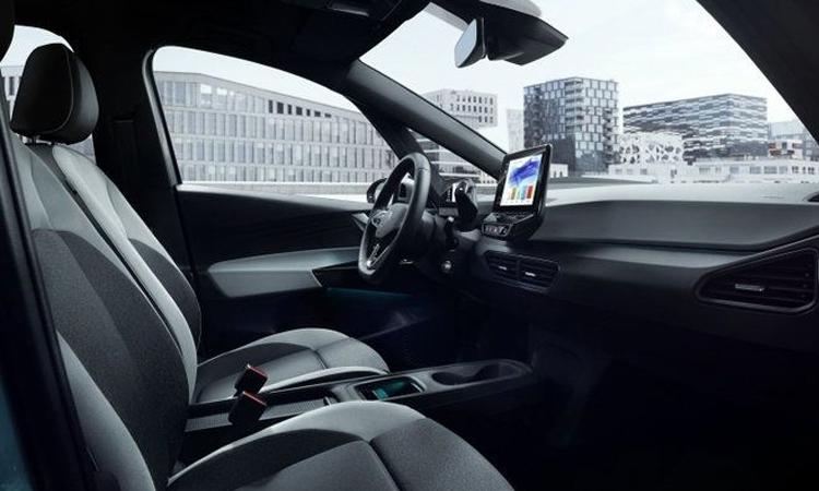 ดีไซน์ภายใน All-new Volkswagen ID.3