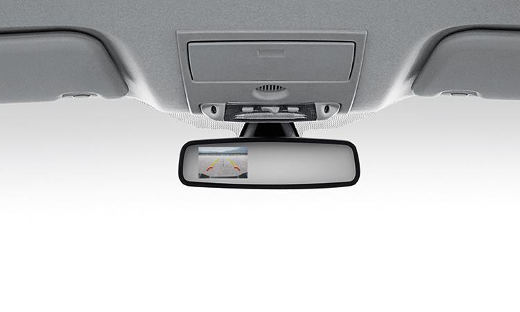 กระจกพร้อมกล้องมองหลัง Mazda BT-50 Pro 2.2