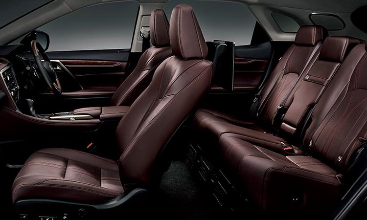 ดีไซน์เบาะั่ง Lexus RX Minorchange (RX300)