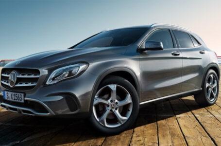 ราคา ตารางผ่อนดาวน์ Mercedes-Benz GLA 200 ปี 2020 -2021