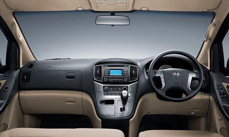 ภายใน Hyundai H1