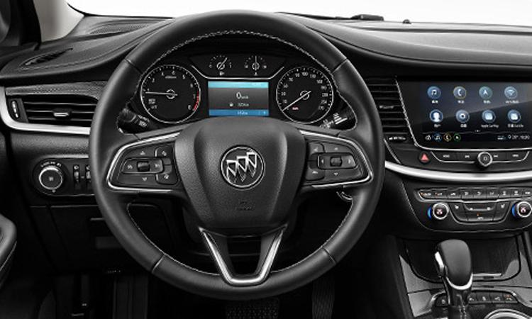 พวงมาลัย Buick Verano