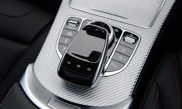 เกียร์ Mercedes-AMG C 43 4MATIC Sedan