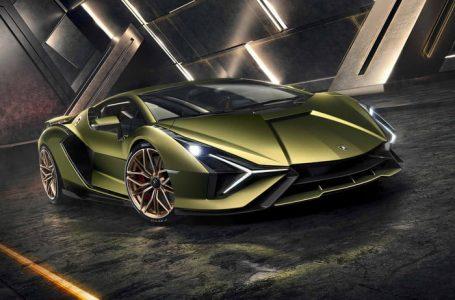 ปล่อยภาพ Lamborghini Sián ซุปเปอร์คาร์ไฮบริด ที่มีแต่ Lamborghini เท่านั้นที่สามารถทำได้
